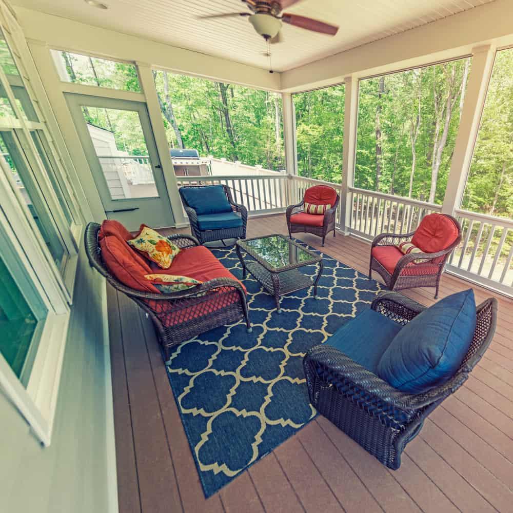deck enclosed patio ideas 2