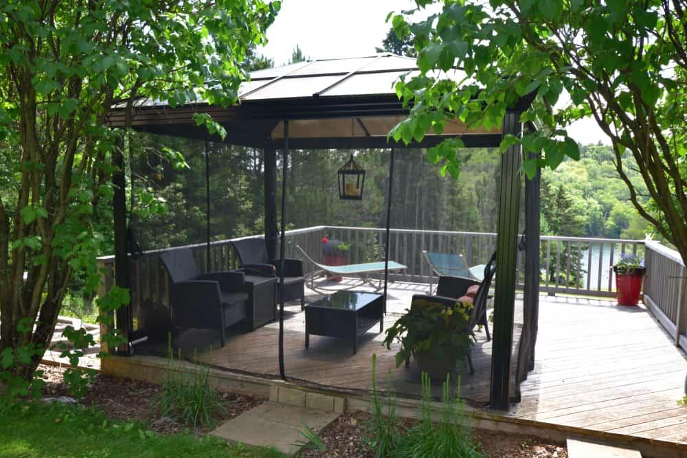 deck enclosed patio ideas 3