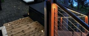 Top 60 Best Deck Lighting Ideas – Outdoor Illumination