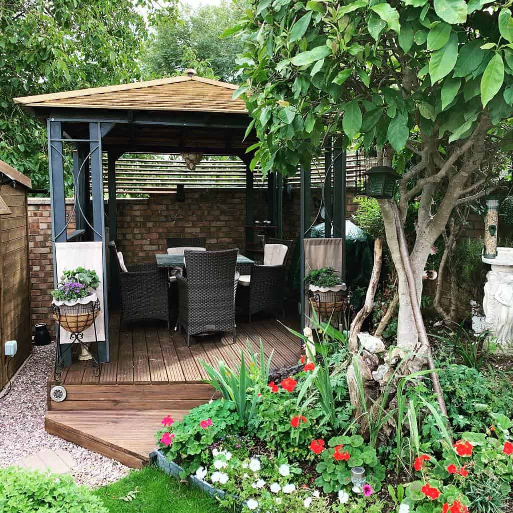 deck patio privacy ideas created_by_sido