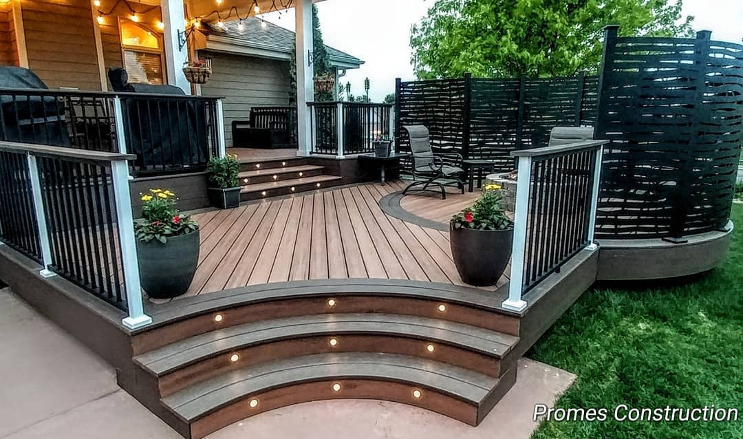 deck patio privacy ideas promes_construction