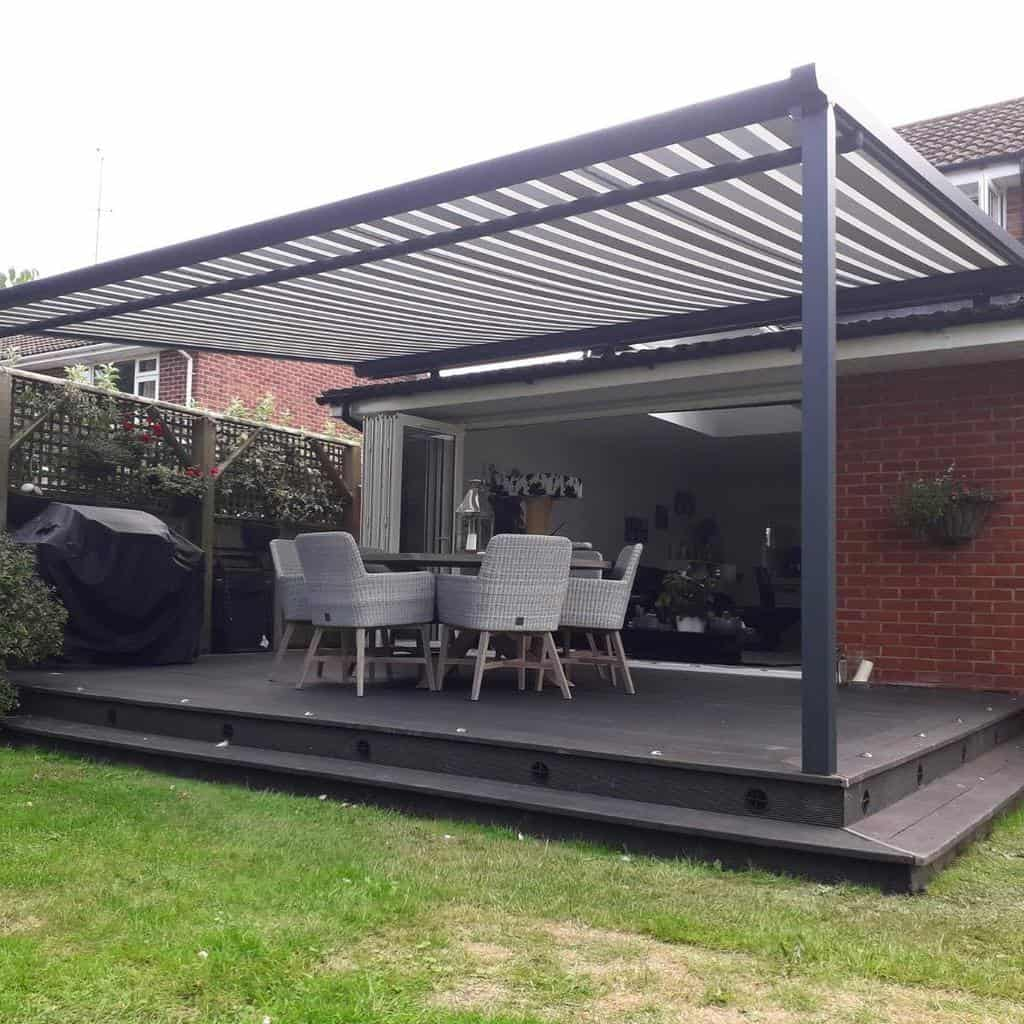 deck patio shade ideas broadviewshadingsolutions