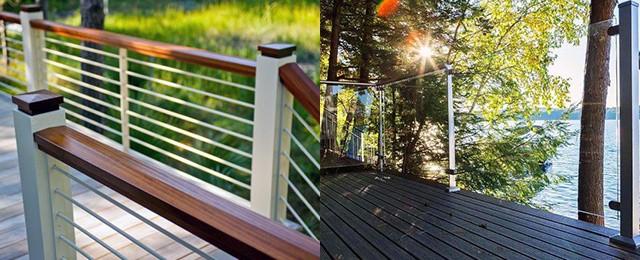 Top 70 Best Deck Railing Ideas – Outdoor Design Inspiration