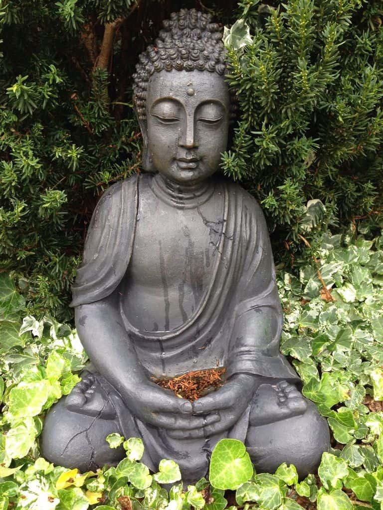 decor and religious sculpture zen garden ideas 4