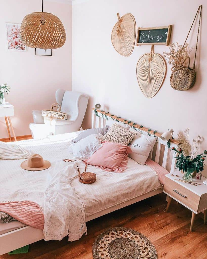 decor bedroom ideas for women _zyciemamy_