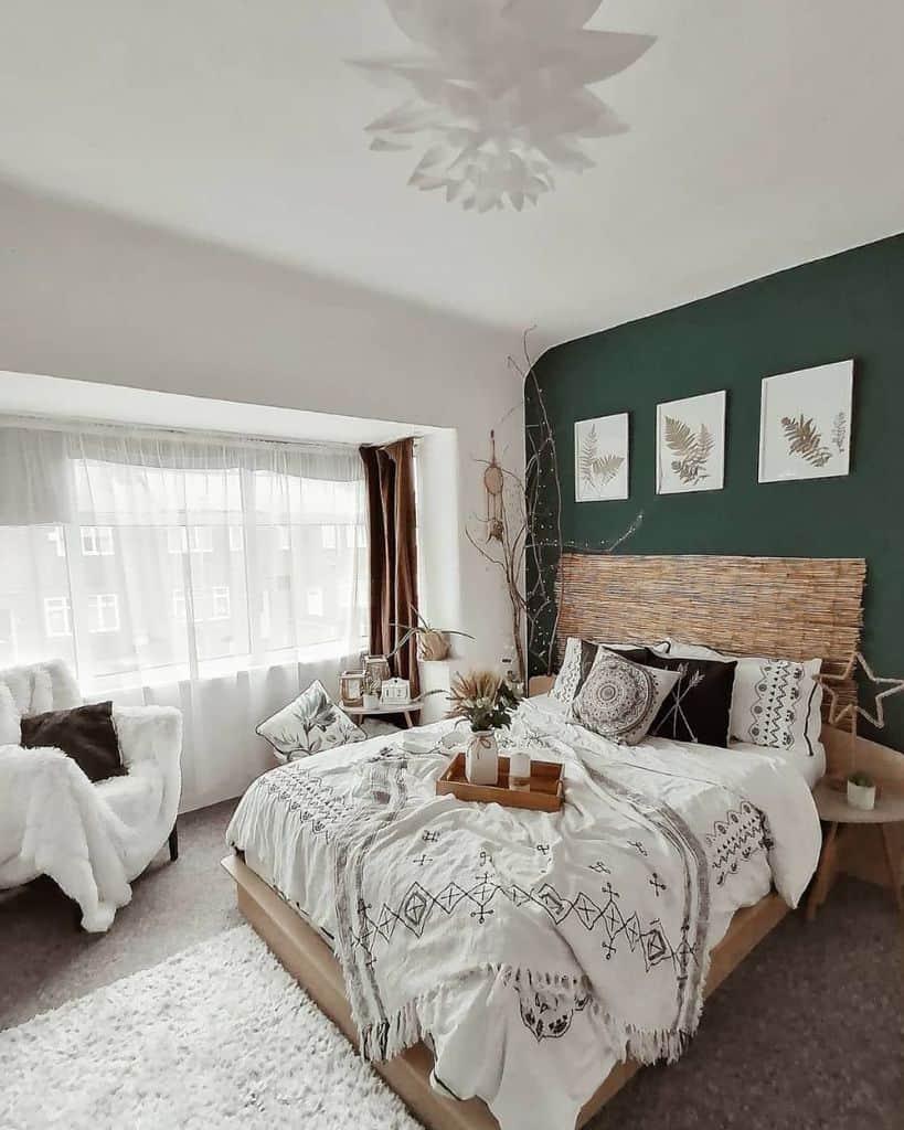 decor boho bedroom ideas sol.de.lavanda