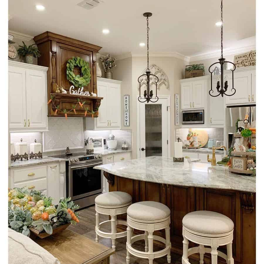 Decor French Country Kitchen Home Editor 18