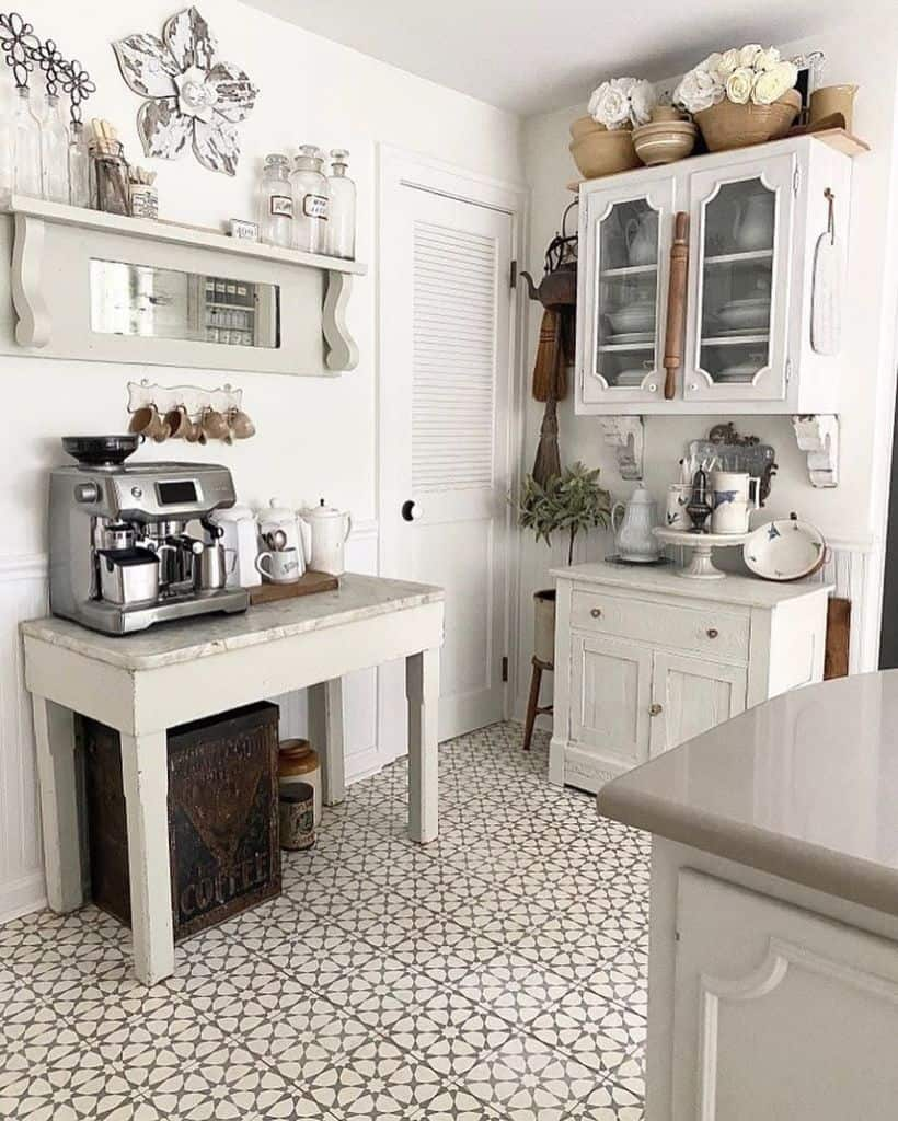 Decor French Country Kitchen Smilingheartcottage