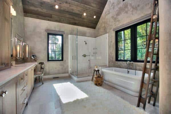 decor inspiration rustic bathroom ideas - Rustic Bathroom