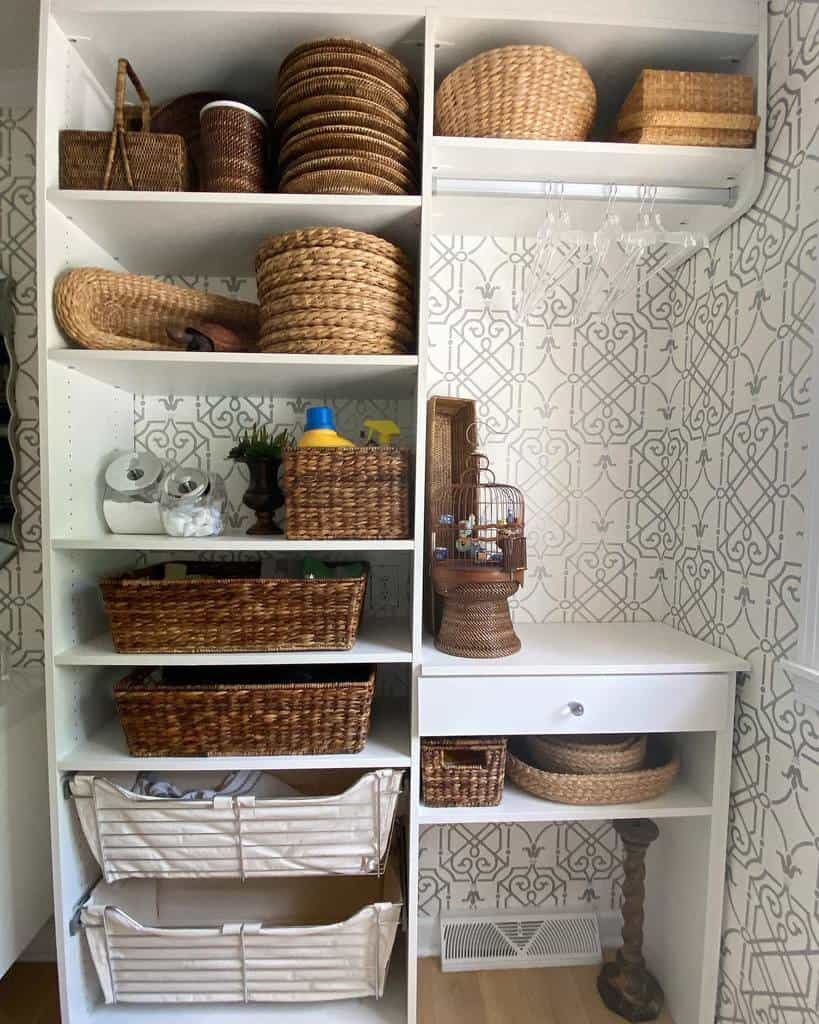 decor wall shelf ideas de_taylor_design