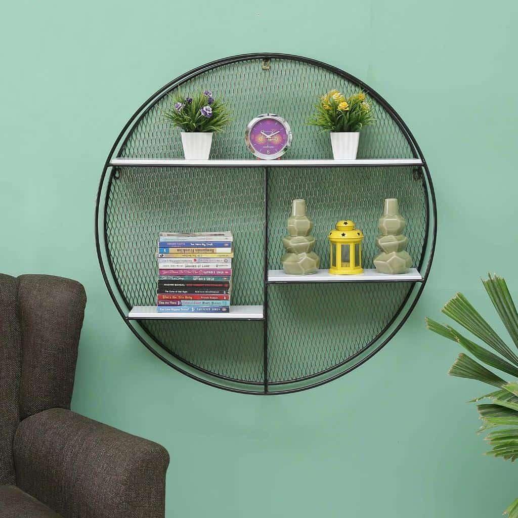 decor wall shelf ideas vedas_exports