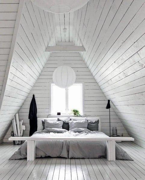 Decorate Attic Bedroom