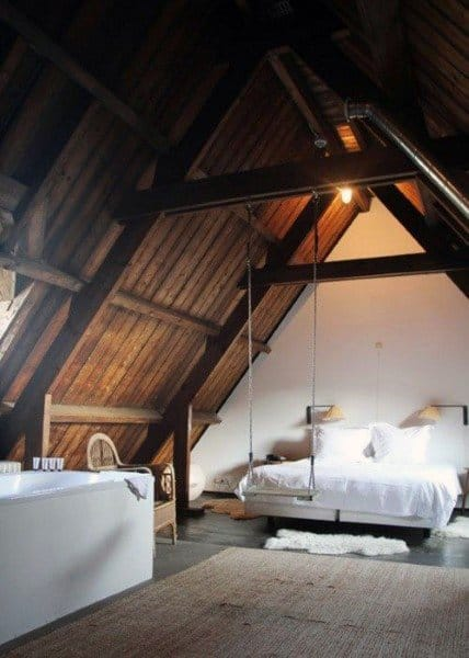 Decorating Ideas For Attic Bedrooms