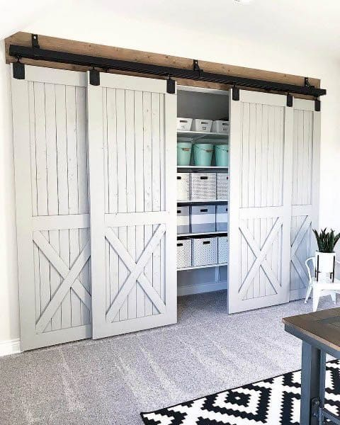 Decorative Closet Doors Ideas