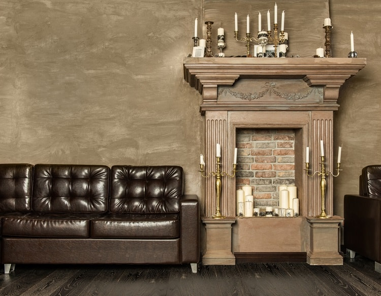 Decorative Fireplace Mantel Decor Ideas