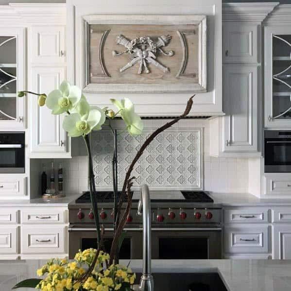 Decorative Kitchen Hood Home Designs