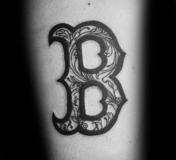 Decorative Mens Cool Boston Red Sox Tattoo Ideas