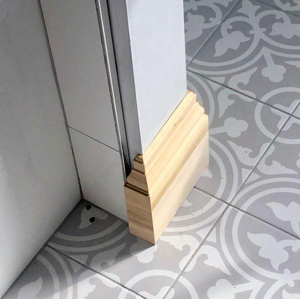Decorative Modern Baseboard Ideas