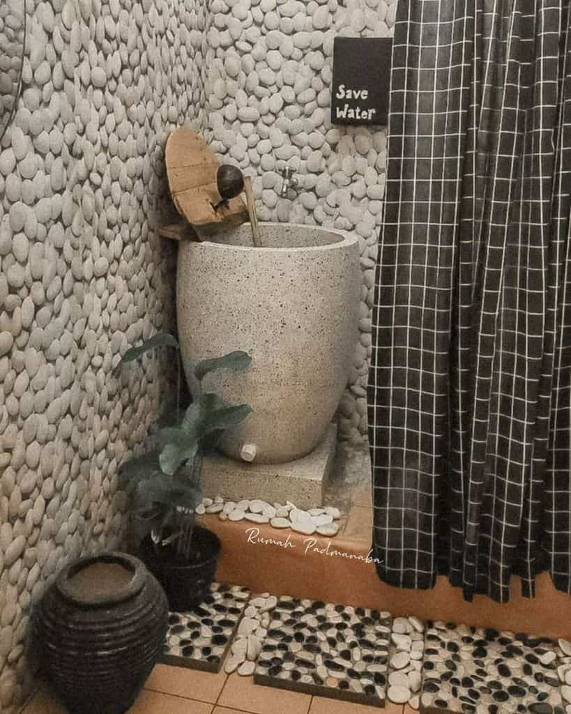 Decorative Pieces Bathroom Decor Ideas Rumah Padmanaba