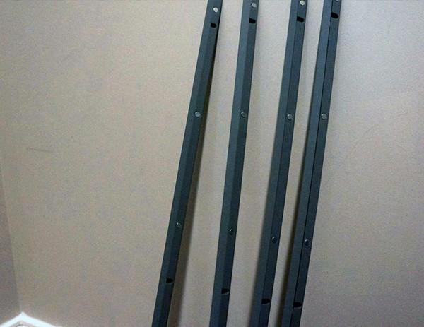 Decorative Trim Pieces For Gallow Tech Gun Rack System