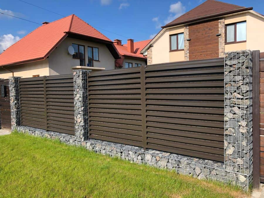 Decorative Wood Fence Ideas (1)