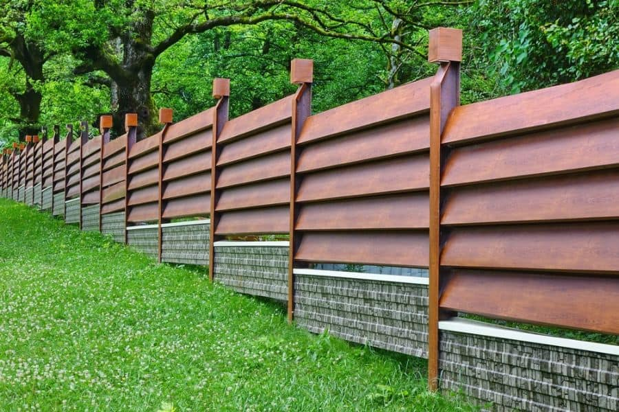 Decorative Wood Fence Ideas (2)