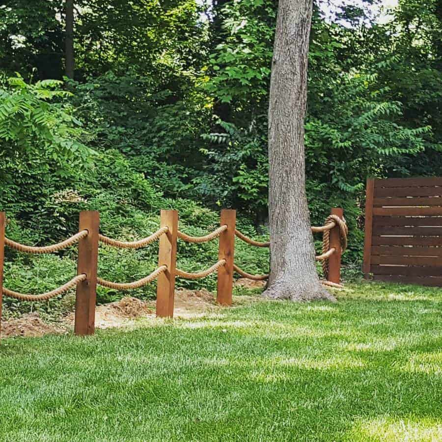 Decorative Wood Fence Ideas Dee Ohbee