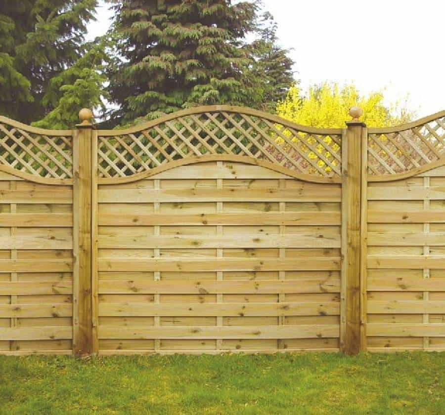 Decorative Wood Fence Ideas Jonwalkertimber