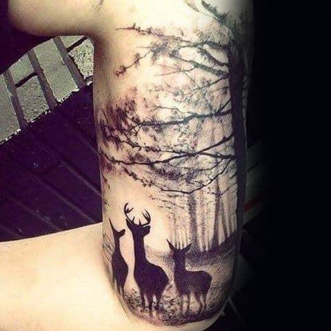 Family Tree Tribal Tattoo 75 Tree Sleeve Tattoo ...