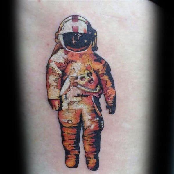 Deja Entendu Guys Tattoos