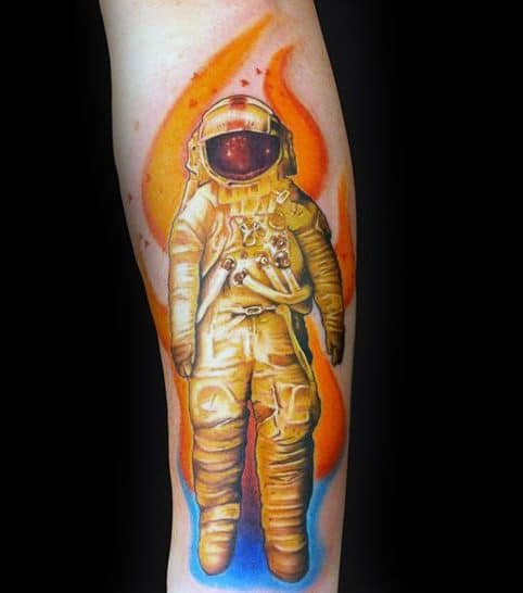 Deja Entendu Male Tattoos