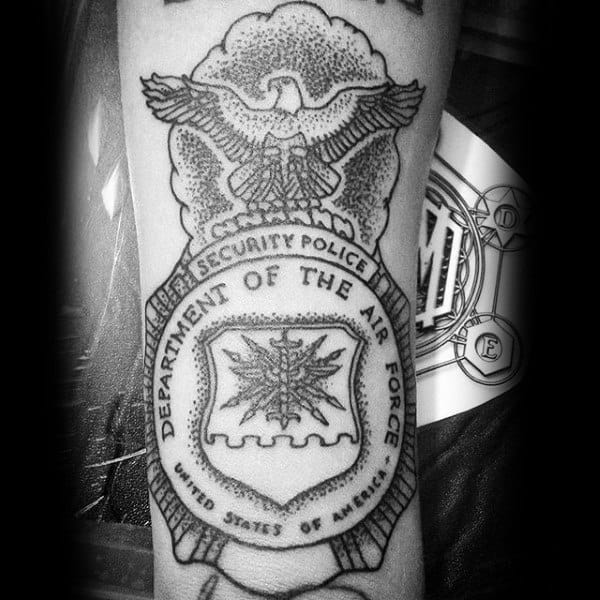 Department Of The Air Force Mail Tattoo Designs