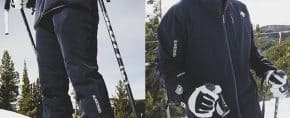 Descente Octane 3L Shell And Swiss Ski Team Pant Review