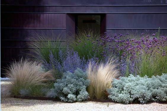 Desert Cool Front Yard Landscape Design Ideas