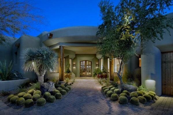Desert Landscape Yard Ideas