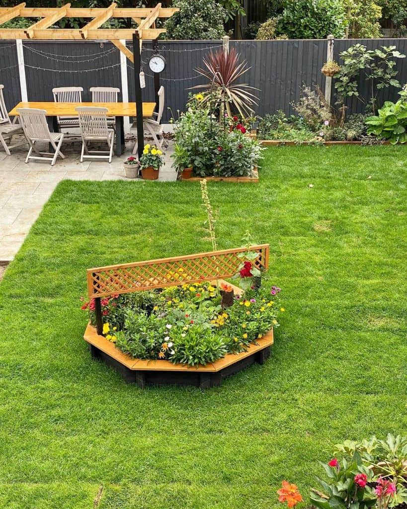 design flower bed ideas herbie_and_home