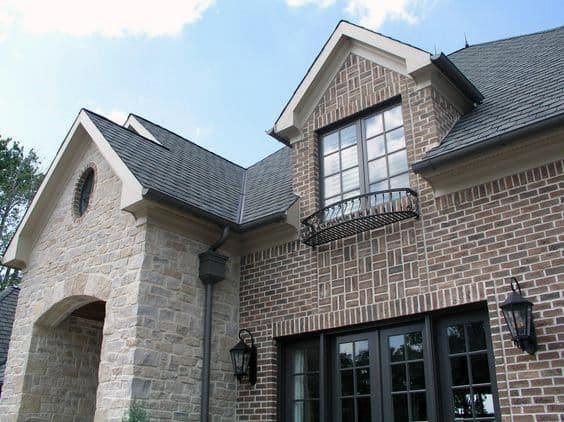 Design Ideas Brick And Stone Exterior