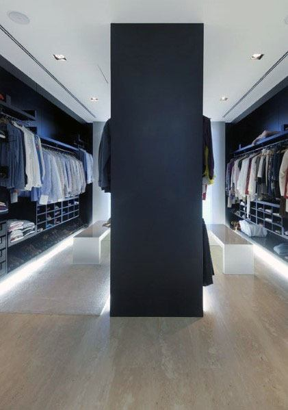 Design Ideas Closet Lighting