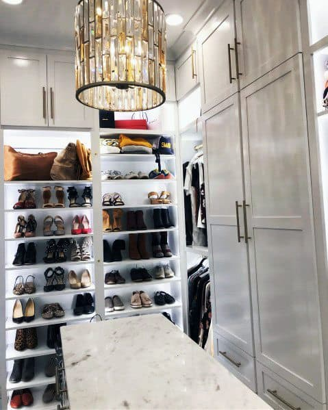 Design Ideas For Closet Lighting