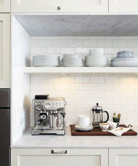 Design Ideas For Coffee Bars