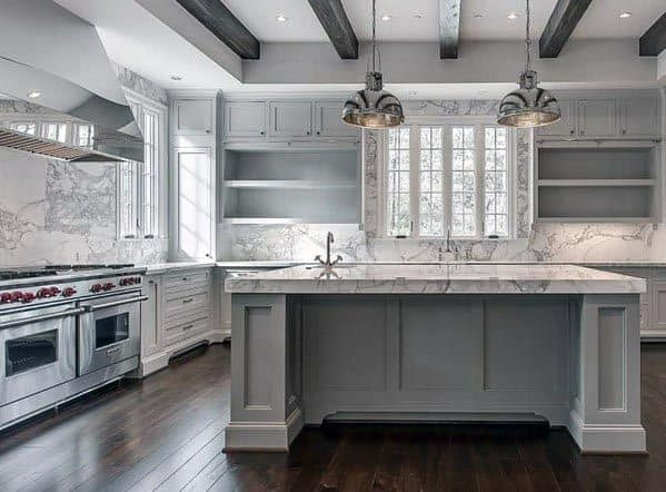 Design Ideas For Grey Kitchen