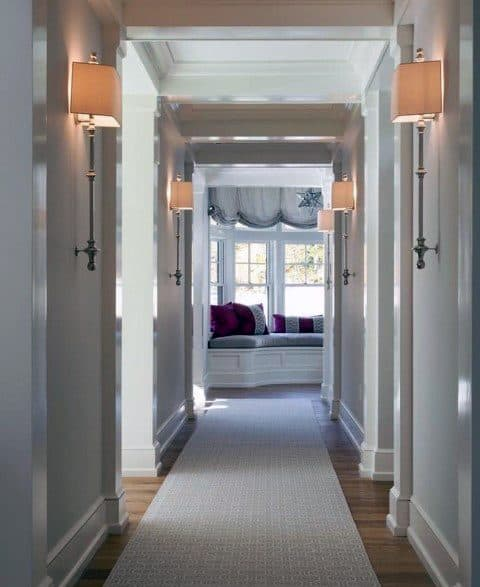 Design Ideas For Hallway Lighting
