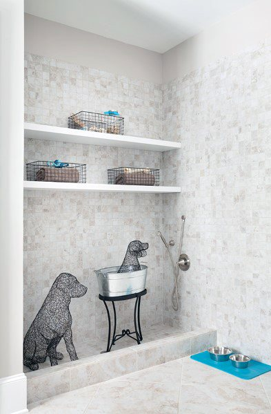 Design Ideas For Home Dog Wash Station