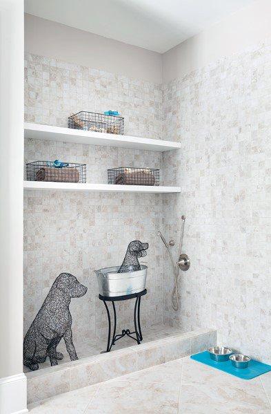 Design Ideas For Home Dog Wash Station