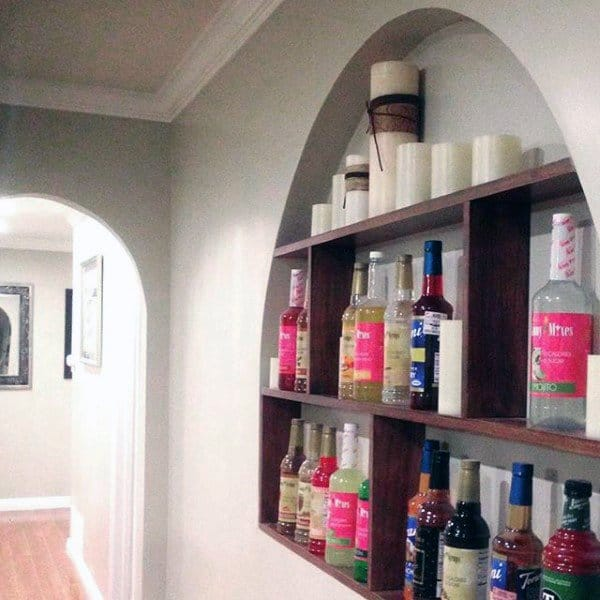 Design Ideas For Home Mini Bar