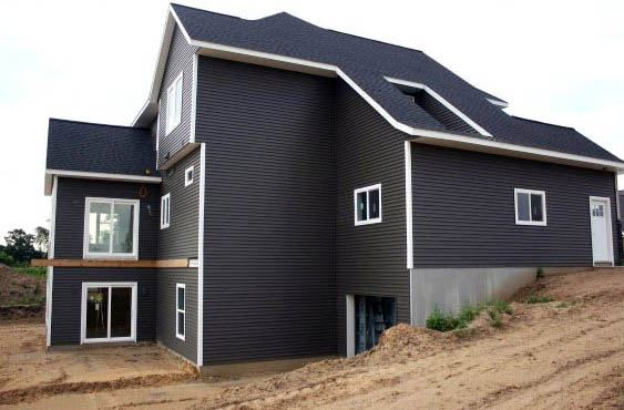 Top 60 Best Exterior House Siding Ideas - Wall Cladding ... on House Siding Ideas  id=15822