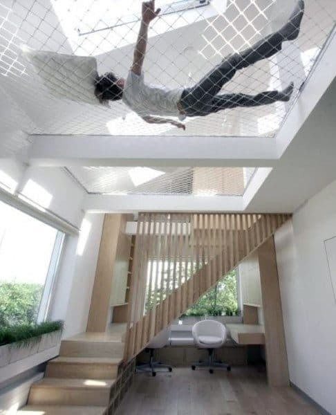 Design Ideas For Indoor Hammocks