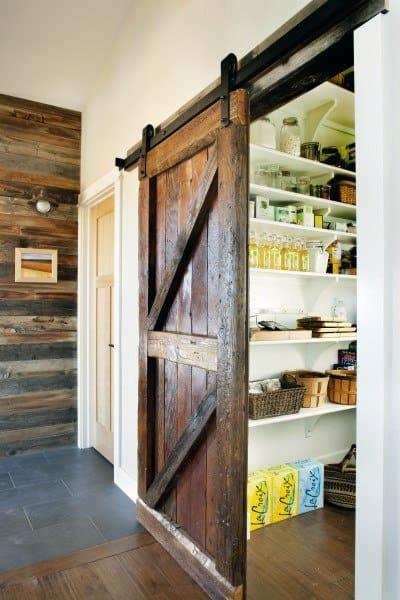 Design Ideas For Kitchen Pantry
