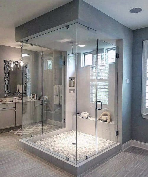 Design Ideas For Master Bathroom