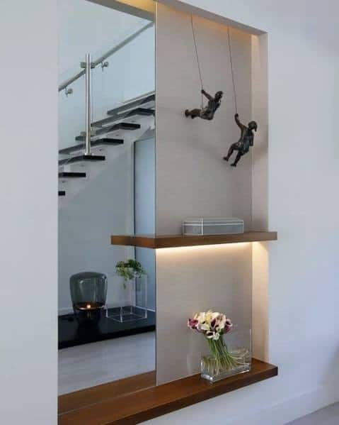 Design Ideas For Recessed Wall Niche